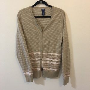 Super soft izod cardigan